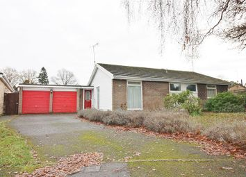 Thumbnail 3 bed bungalow for sale in Eveley Close, Whitehill, Bordon