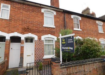 Thumbnail 2 bed terraced house for sale in Peel Terrace, Stafford