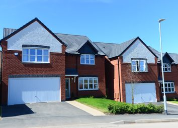 Thumbnail 5 bed detached house for sale in Papplewick Lane, Linby