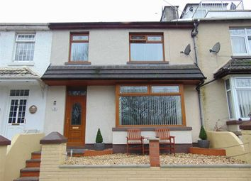 Thumbnail 4 bed terraced house for sale in Dillington Terrace, Penrhiwceiber, Mountain Ash