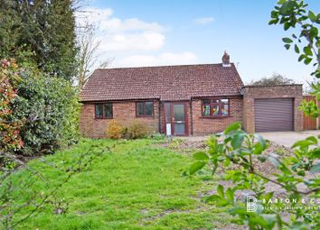 Thumbnail 3 bed bungalow for sale in Norwich Road, Long Stratton, Norwich