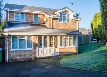 Thumbnail 4 bed detached house to rent in Peterborough Drive, Cannock