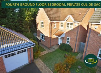 3 bed detached house for sale in Harrow Place, Knighton, Leicester LE2