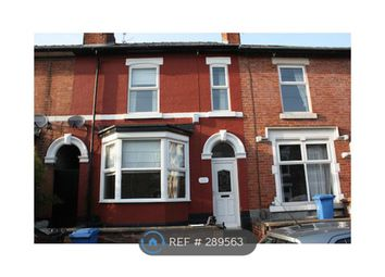 Thumbnail 3 bedroom terraced house to rent in Howard Street, Derby