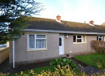 Thumbnail 2 bed semi-detached bungalow for sale in St. Margarets Close, Merlins Bridge, Haverfordwest