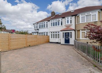 Thumbnail 3 bed terraced house for sale in Windsor Avenue, Cheam, Surrey