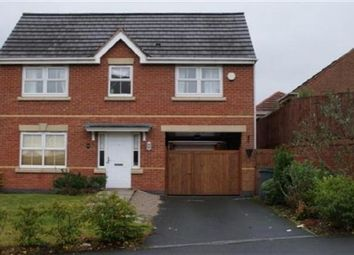 Thumbnail 4 bedroom detached house to rent in Chillington Way, Norton Heights, Stoke-On-Trent
