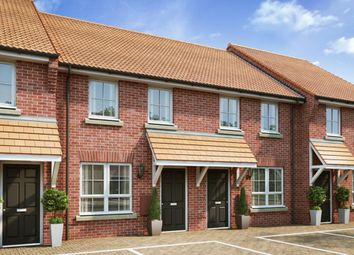 "Thumbnail 2 bed end terrace house for sale in ""Aldeburgh"" at Reeds Lane, Banningham Road, Aylsham, Norwich"
