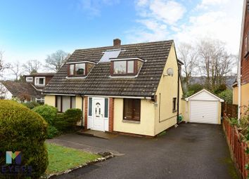 Thumbnail 4 bed detached bungalow for sale in Filleul Road, Sandford BH20.
