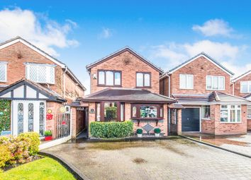 3 bed detached house for sale in York Close, Tipton DY4
