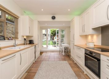 Thumbnail 4 bed terraced house for sale in Engadine Street, Southfields, London