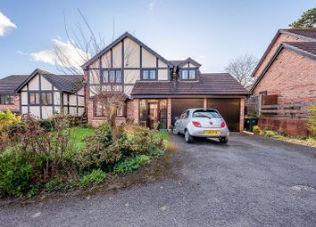 Thumbnail 4 bed detached house for sale in Willow Close, Burton Joyce, Nottingham