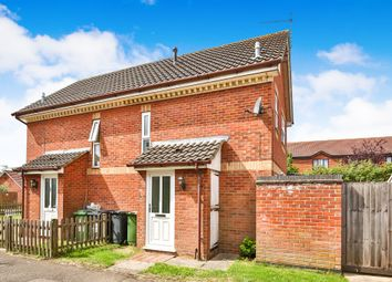 Thumbnail 1 bed end terrace house for sale in Orchard Close, Norwich Road, Fakenham