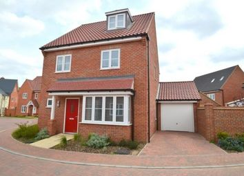Thumbnail 4 bed detached house for sale in Nightjar Grove, Woodbridge