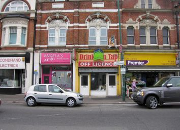 Thumbnail 2 bed flat to rent in Christchurch Road, Boscombe, Bournemouth