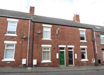 Thumbnail 2 bed terraced house for sale in Ninth Street, Blackhall Colliery, County Durham