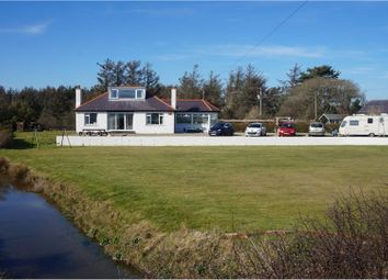 Thumbnail 3 bed detached bungalow for sale in Brynsiencyn, Llanfairpwllgwyngyll