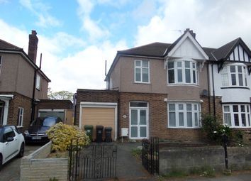 Thumbnail 1 bed flat for sale in Callander Road, London