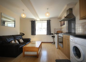 Thumbnail 1 bed flat to rent in Nickys Court, Derby