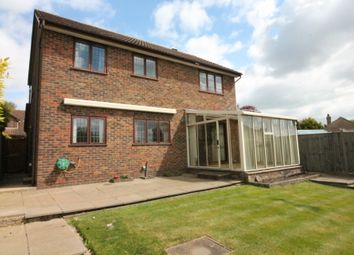 Thumbnail 4 bed detached house for sale in Hurston Close, Findon Valley