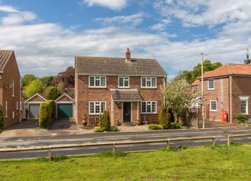 Thumbnail 4 bed detached house for sale in Butt Lane, Wold Newton, Driffield