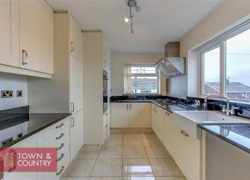 Thumbnail 2 bed semi-detached bungalow for sale in Cadnant Drive, Bagillt, Bagillt, Flintshire