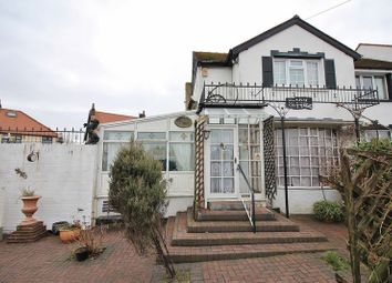 Thumbnail 1 bed end terrace house for sale in Noddy Cottage, 11 Newton Drive East, Blackpool.