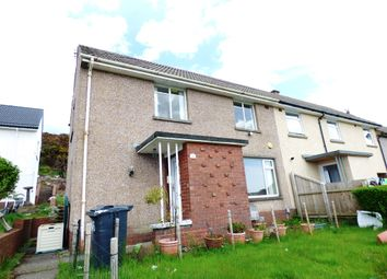 Thumbnail 2 bed end terrace house for sale in Lyle Road, Greenock
