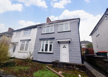 Thumbnail 3 bed property to rent in Gaer Park Lane, Newport