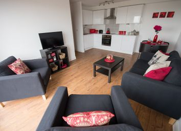 Thumbnail 2 bed flat to rent in 20 Apartment Princeton Place, Liverpool
