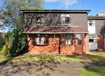 Thumbnail 4 bed terraced house for sale in Chadwick Close, Wolverhampton