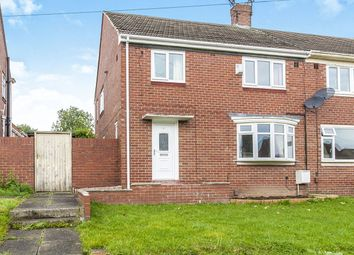Thumbnail 3 bed semi-detached house for sale in Agar Road, Farringdon, Sunderland