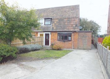 Thumbnail 4 bed semi-detached house for sale in Heathway, Corsley Heath, Warminster, Wiltshire