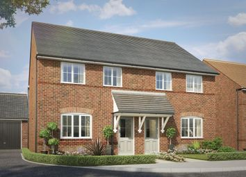 "Thumbnail 3 bed semi-detached house for sale in ""Finchley"" at Winnington Avenue, Northwich"
