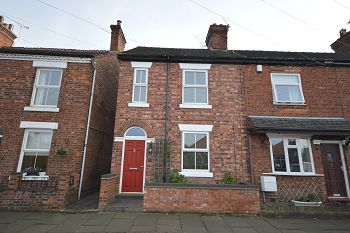 Thumbnail 2 bed end terrace house for sale in Victoria Street, Sandbach
