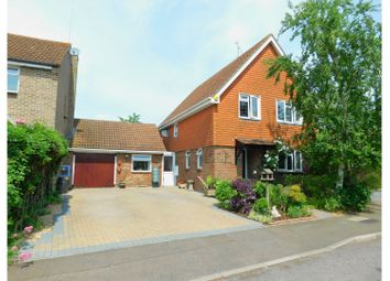 Thumbnail 4 bed link-detached house for sale in Mimmack Close, Steyning