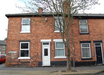 Thumbnail 2 bed terraced house to rent in Beverley Street, Derby