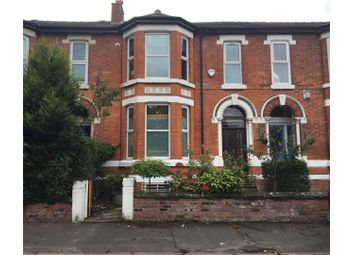Thumbnail 4 bed terraced house for sale in Clarendon Road, Manchester