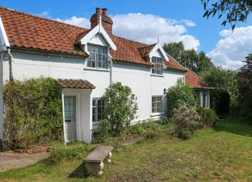 Thumbnail 3 bed cottage for sale in Chapel Lane, Wenhaston, Halesworth