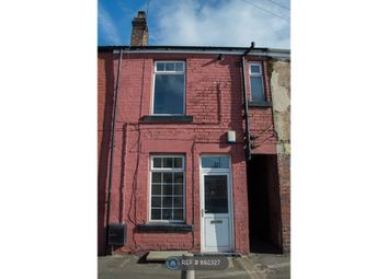 Thumbnail 2 bed terraced house to rent in Britain Street, Mexborough