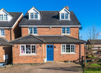 4 bed detached house for sale in Ayston Road, Uppingham, Oakham LE15