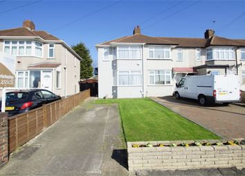 Thumbnail 3 bed end terrace house for sale in Wellan Close, Sidcup, Kent