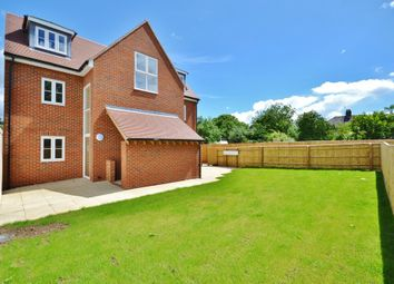 Thumbnail 1 bed flat for sale in Bernard Barlow Close, Didcot