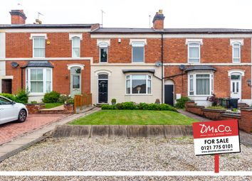 Thumbnail 4 bed terraced house for sale in Lyndon Road, Solihull