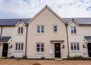 Thumbnail 3 bed terraced house for sale in Plantation View, Silsoe