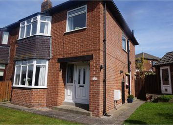 Thumbnail 3 bedroom semi-detached house for sale in Moseley Wood Avenue, Cookridge