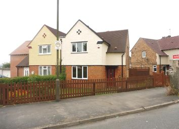 Thumbnail 3 bed semi-detached house for sale in Kitchener Avenue, Derby