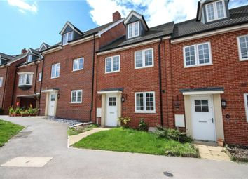 Thumbnail 3 bed terraced house for sale in Jubilee Drive, Church Crookham, Fleet