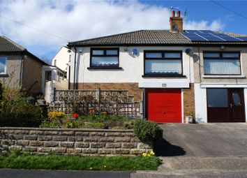 Thumbnail 2 bed semi-detached bungalow for sale in Shann Avenue, Keighley