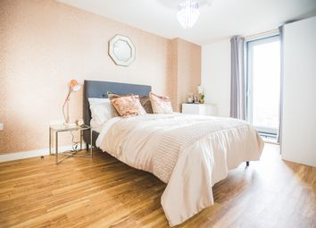 Thumbnail 3 bed flat for sale in Michigan Point Tower 1, Michigan Avenue, Salford